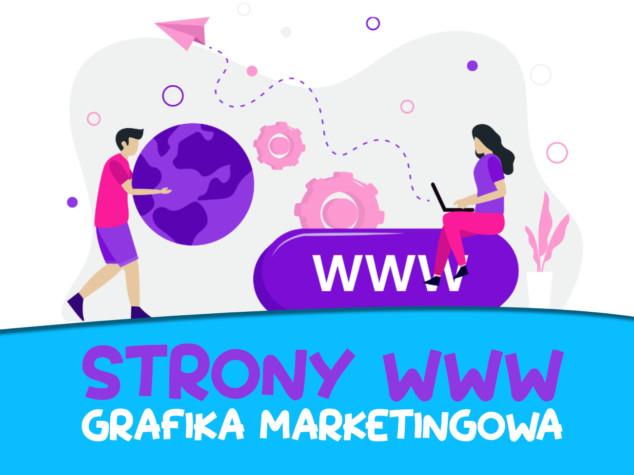 tworzenie stron www i grafika promocyjna